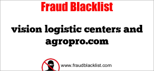 vision logistic centers and agropro.com